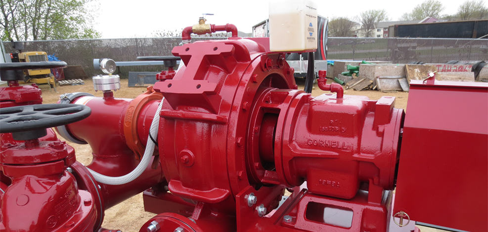 Hydro Engineering - Booster Pumps