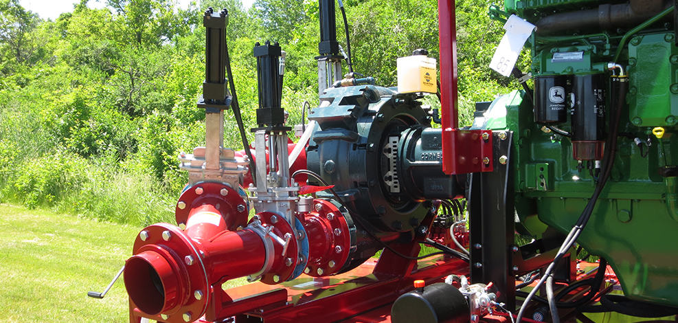 Hydro Engineering | Booster Pumps