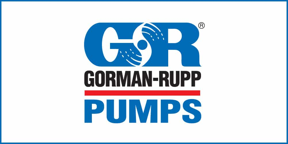 Gorman-Rupp Pumps
