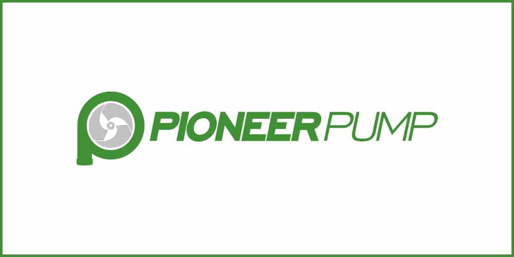 Pioneer Centrifugal Pumps