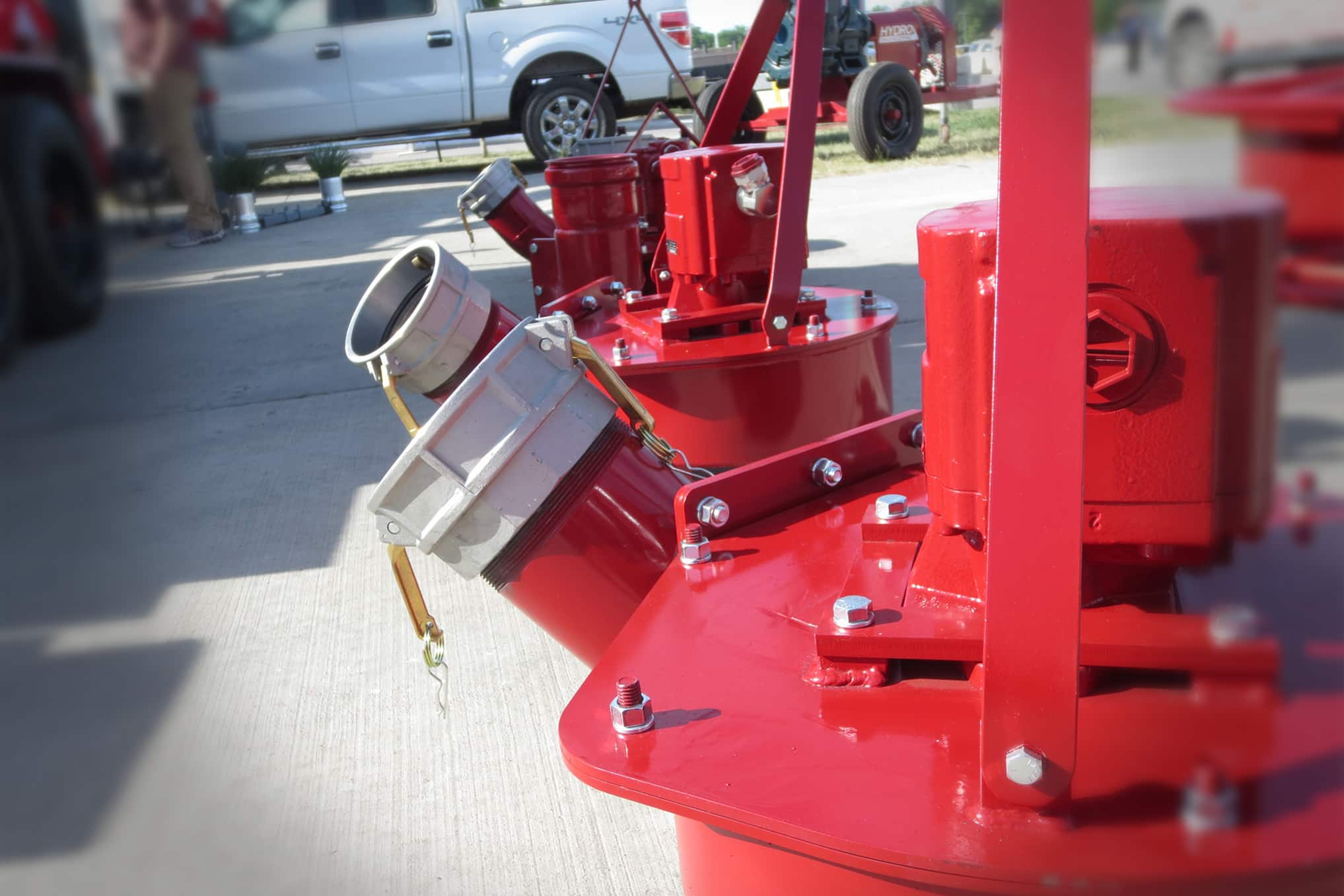 Liquid Manure Pit Pumps