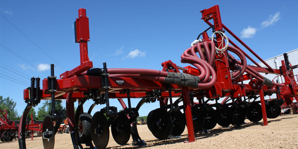 Hydro Engineering Liquid Manure Application Toolbar
