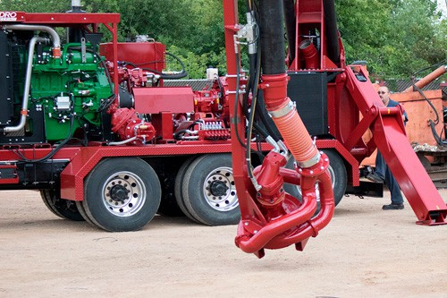 Hydro Engineering Liquid Manure Application Pump Truck