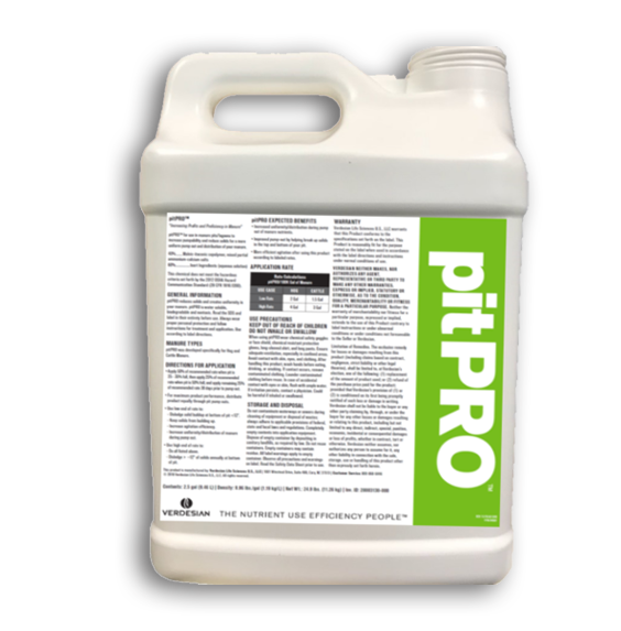 Pit Pro Manure Additive