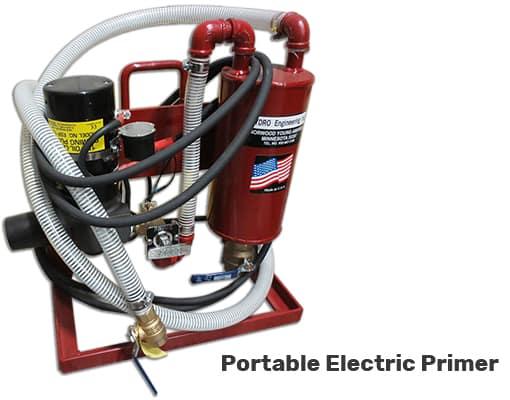 Hydro Engineering Portable Electric Pump Primer