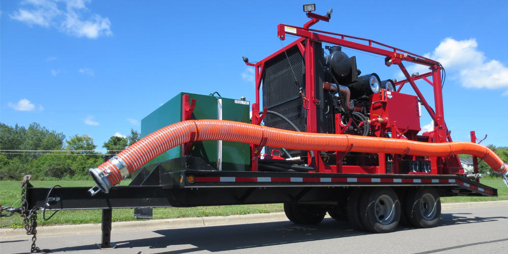 Hydro Engineering Liquid Pumping Station