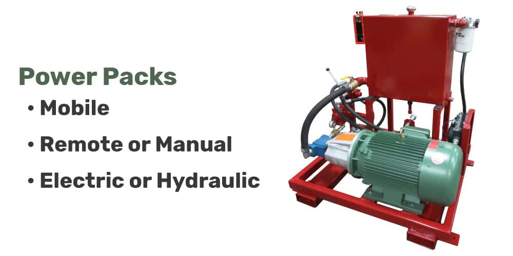 Hydro Engineering Electric Power Pack