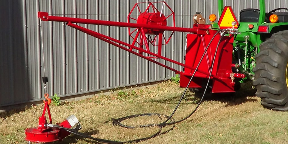 Hydro Engineering 3 Point PTO Drive Hydraulic Power Pack