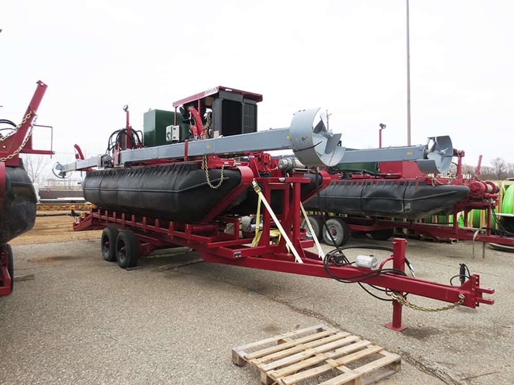 hydro engineering hydro f4 agitation boat