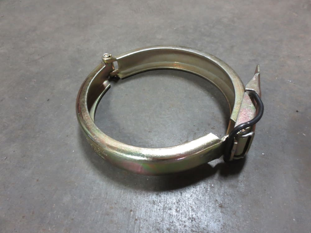 Eccentric lock clamp
