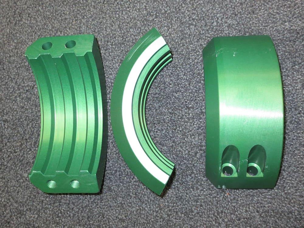 Hydro Shug Grip Hardmender Segments