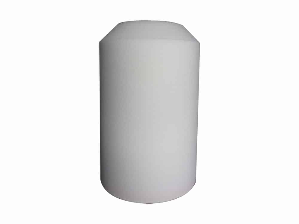 White Foam Bullet