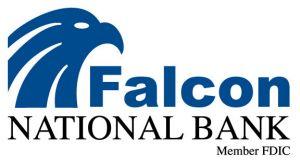 Falcon National Bank Logo