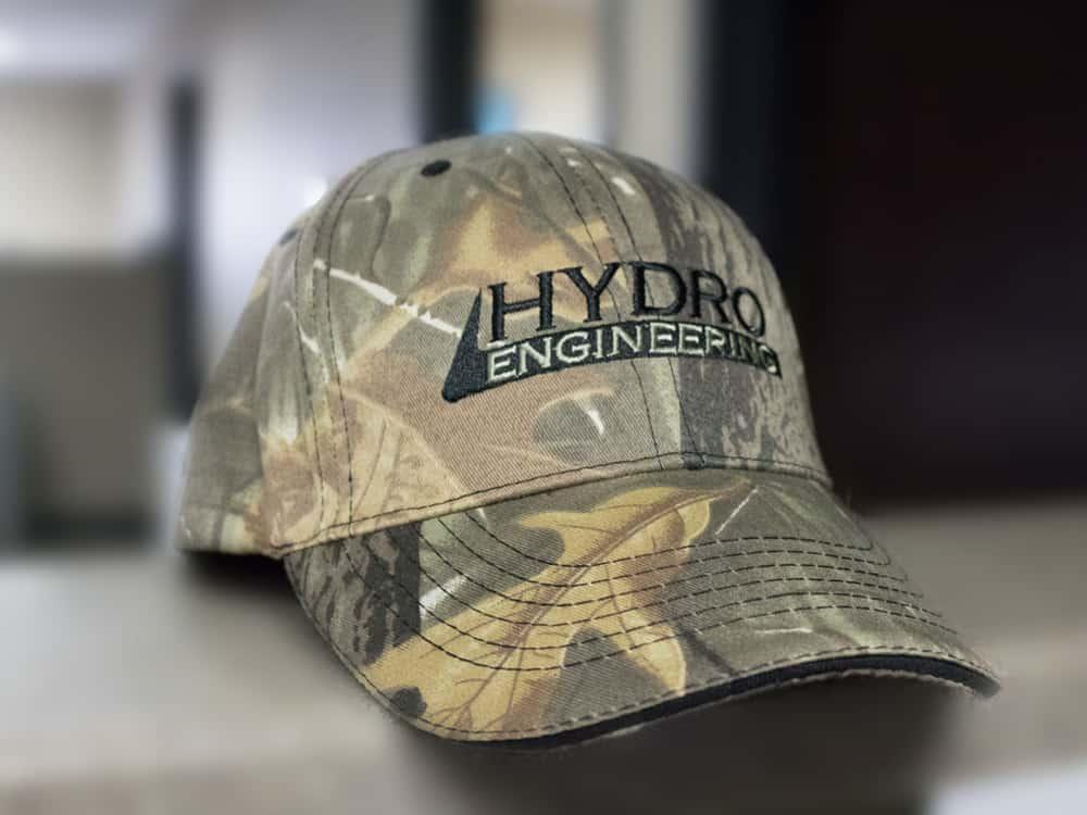 Hydro Hat Black