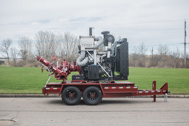 Hydro Engineering MTU Liquid Manure Pump Station