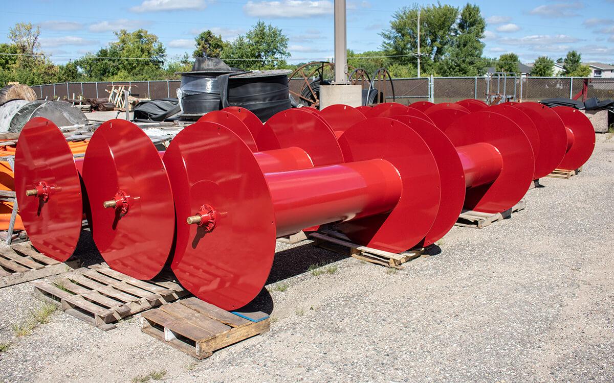 Hydro Engineering Spooler Reels