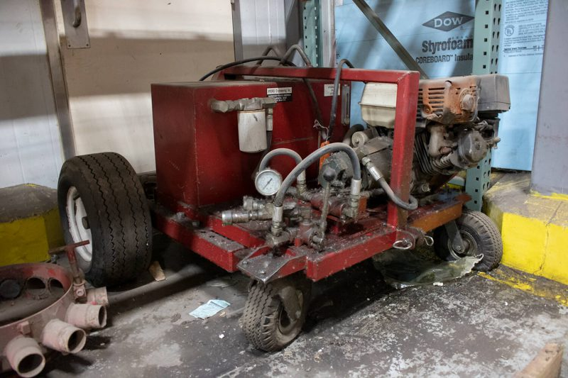 Used Hydraulic Power Pack