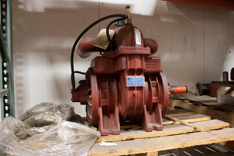 MEC 5000 Durst Pump
