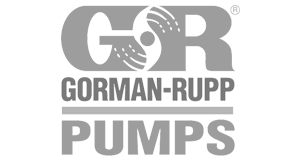 Gorman Rupp Pumps Logo gray