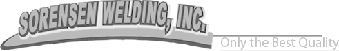 Sorensen Welding INC Logo gray